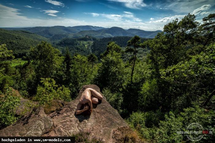 inazuma99 (Fotograf ,Männlich ,PLZ 67346) - Im Pfälzer Wald mit June.  Danke dafür! / neueres - Bild 20126 - SM-Models.COM